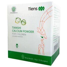 Kalsium Anak Tiens | Calcium For Children Tianshi | Vitamin Pertumbuhan