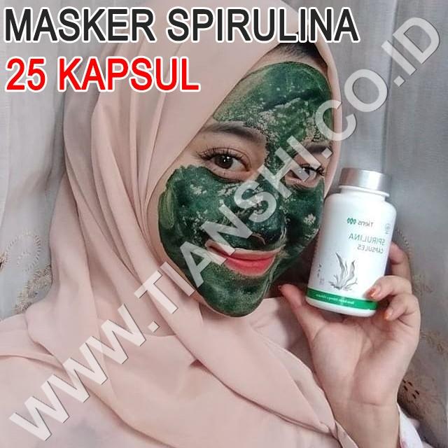 Masker Spirulina 25