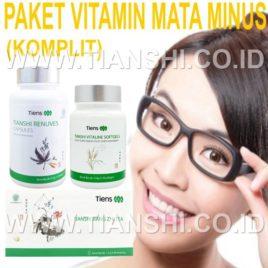 Paket Vitamin Mata Minus