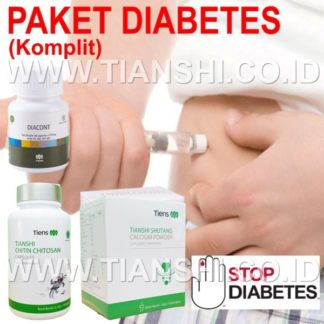 Paket Diabetes Komplit