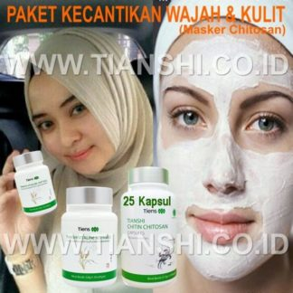 Paket Kecantikan Masker
