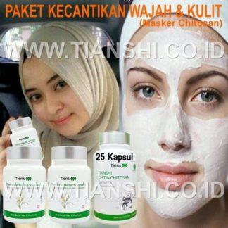 Paket Kecantikan Masker Chitosan