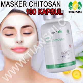 masker chitosan 100