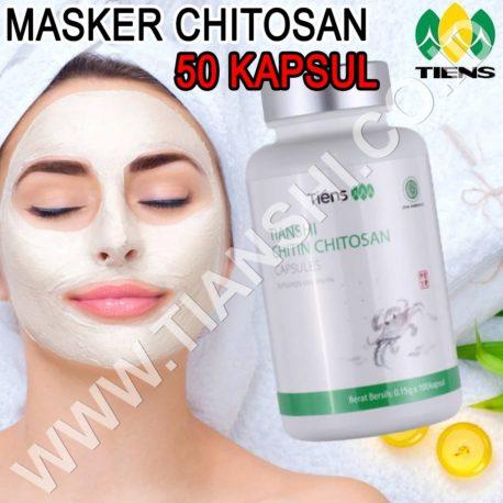 masker chitosan 50