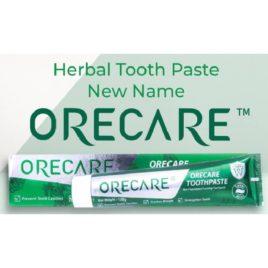 Orecare Herbal Toothpaste Tiens Tianshi | Pasta Gigi Kesehatan Herbal Alami