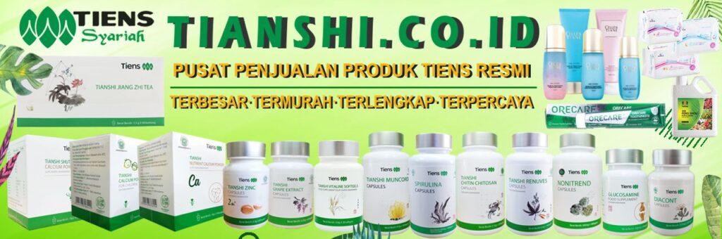 Produk Tiens Produk Tianshi Indonesia