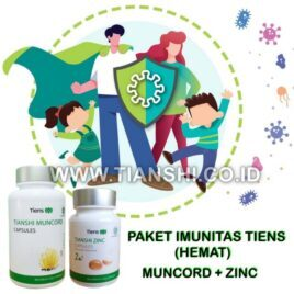 Paket Imunitas Tiens Hemat   Muncord Zinc Tiens